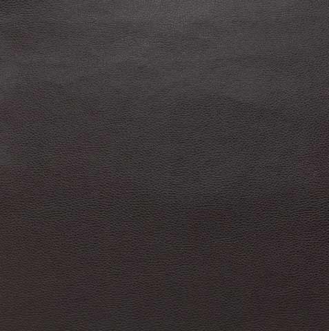 ZigZag baarituolin pehmuste, bonded nahka musta