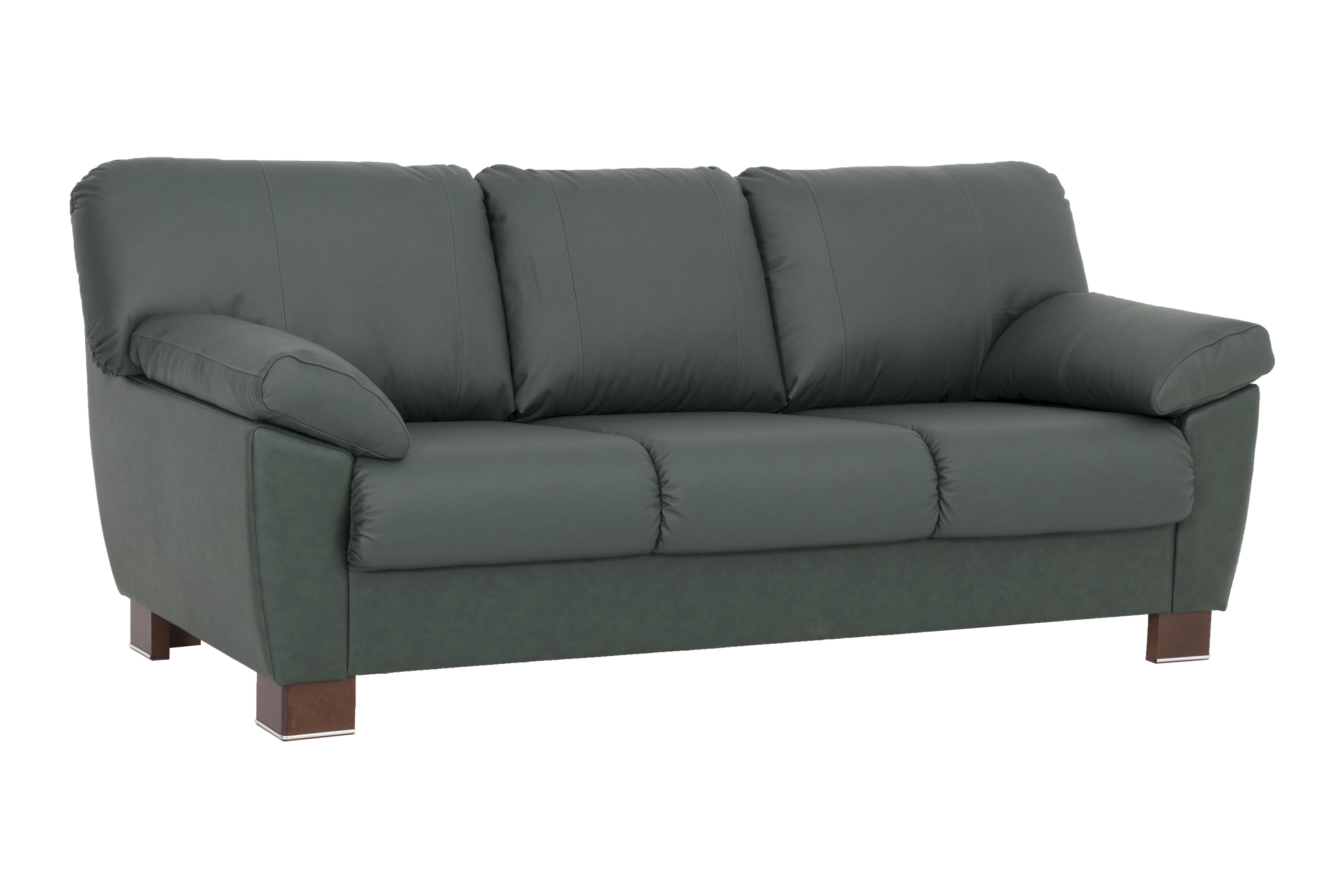 Otso 3-ist. sohva nahka/kn