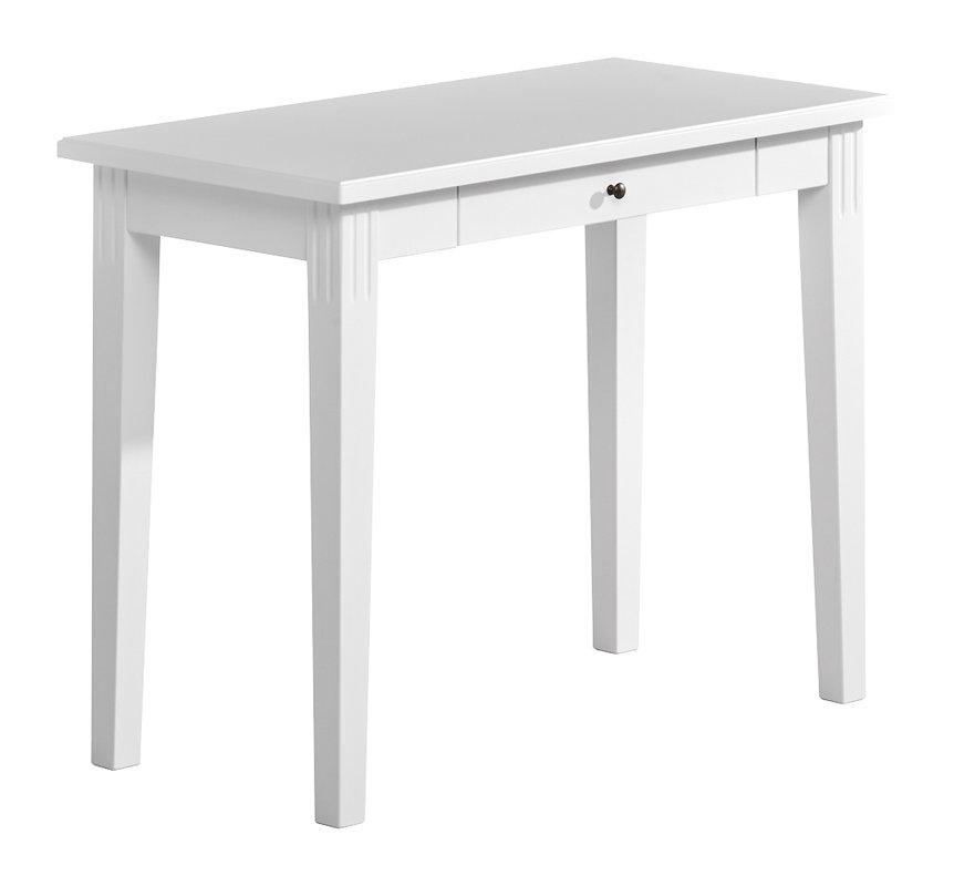 Ida kirjoituspöytä 95x50 valkoinen