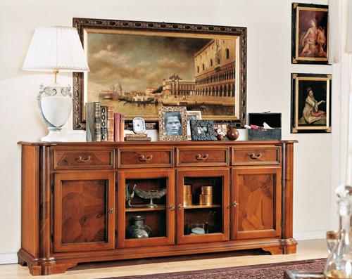 Amanda collection 5153 senkki (4-ovea, 4-laatikkoa)