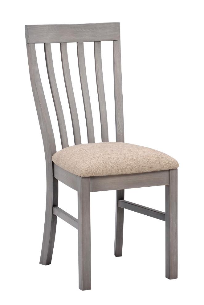 Driftwood 03 tuoli verhoiltu, harmaa/beige