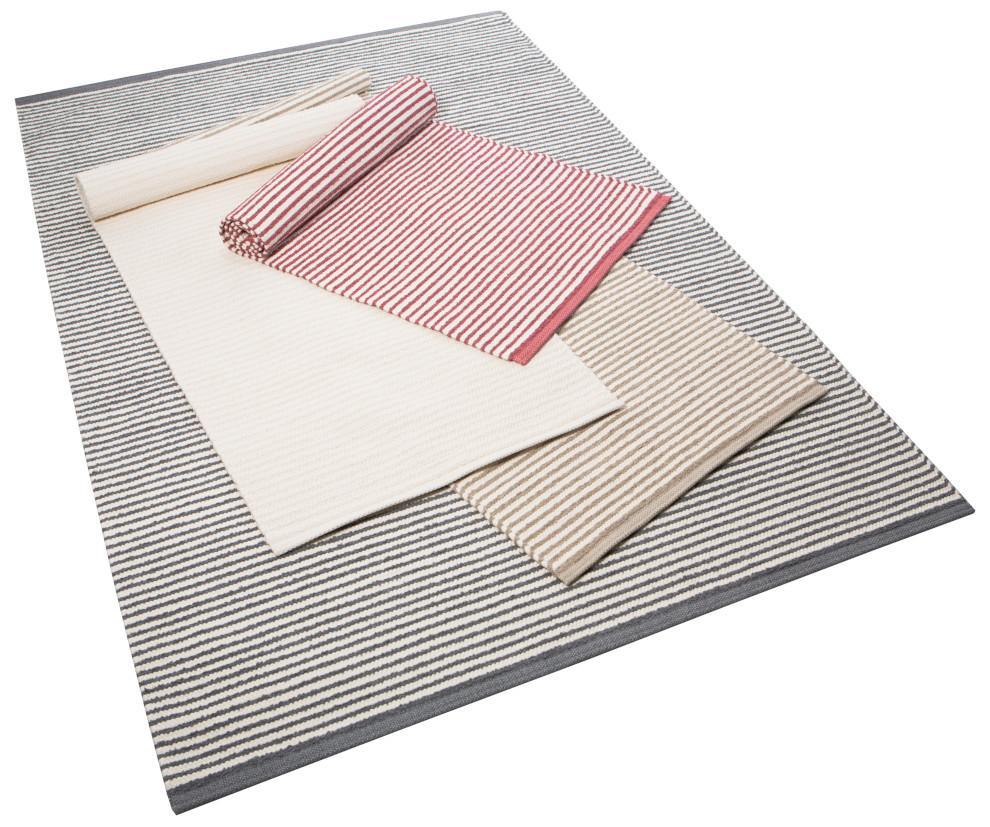 Maininki matto 140 x 200 tumma roosa-63