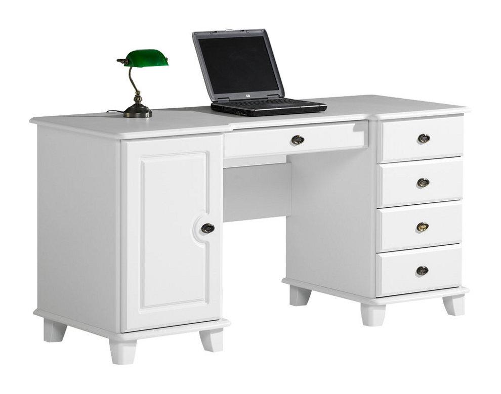 Viktoria kirjoituspöytä 160 valkoinen