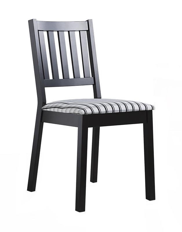 Saima tuoli musta/Taura 16/43