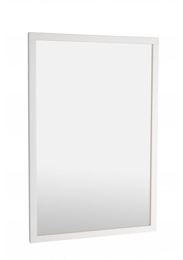 Confetti peili 60x90 valkoinen, Rowico
