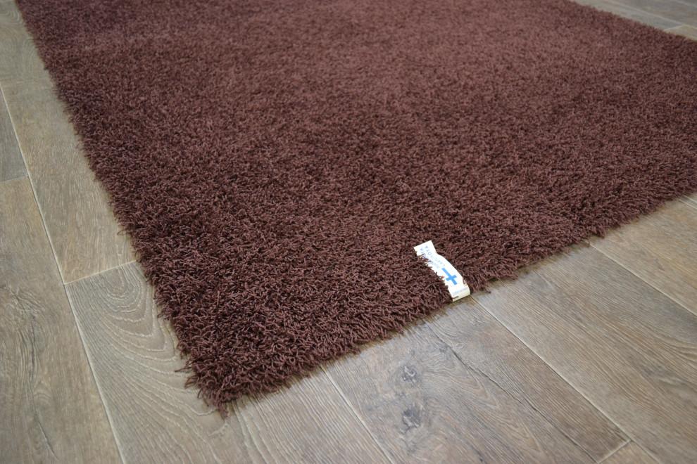Tessa matto 133 x 200 cm, väri 90 luumu