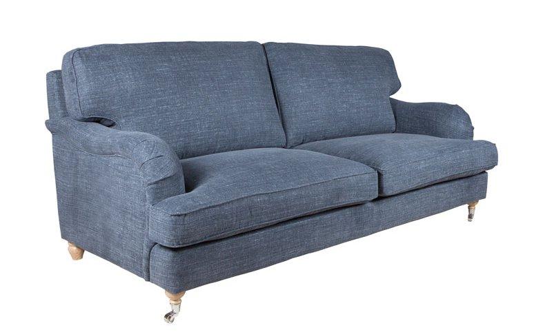 Howard 3-ist. sohva Caleido Stampato Dark Blue