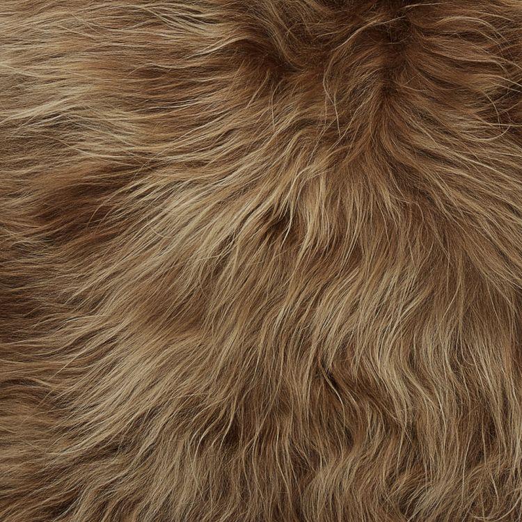 Molly lampaantalja 90x60 cm v.ruskea, Skinnwille