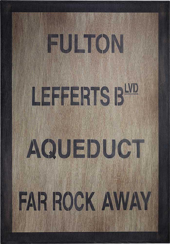 Koristetaulu Fulton antiikinharmaa 70x100cm MALLIKPL