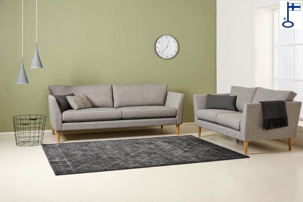 Kaarna 3-ist. sohva Das kankaalla