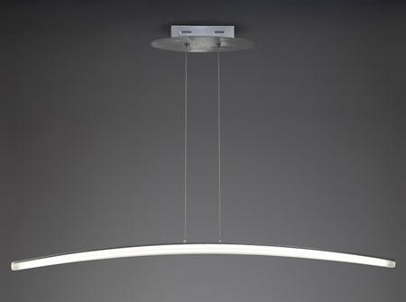 Hemisferic riippuvalaisin LED 28W