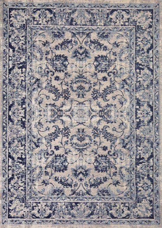 Magic Home Tebriz matto 160 x 230 antique blue, Tenstar