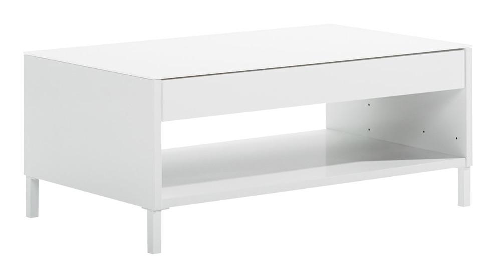 Liinus sohvapöytä 95x60 valkoinen