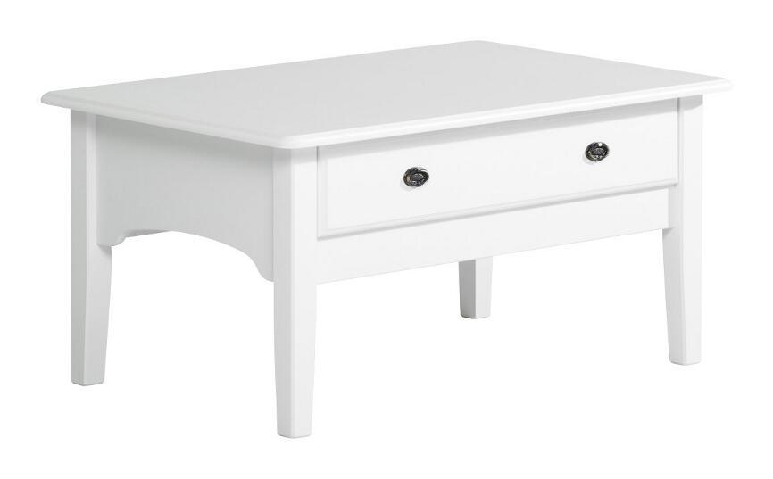 Viktoria sohvapöytä valkoinen