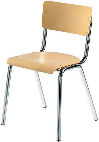 Sally tuoli kromi runko/pyökki