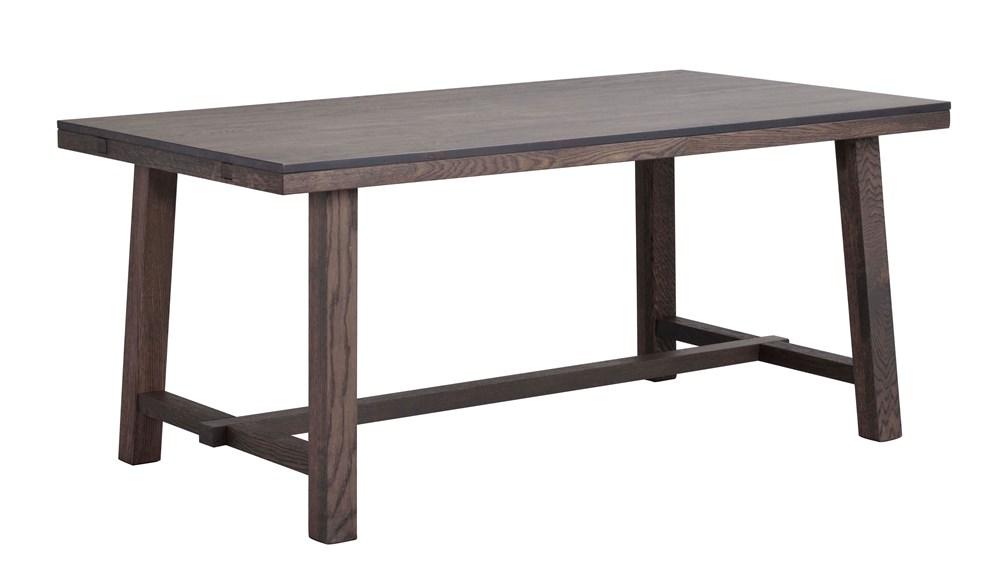 Brooklyn pöytä 170x95 ruskea tammi