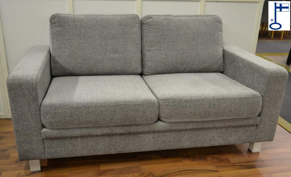 EUROMAX 2-os sohva 164cm kangas Divine