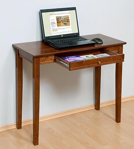 Björkman Läppäripöytä 78x40x90 cm valkoinen