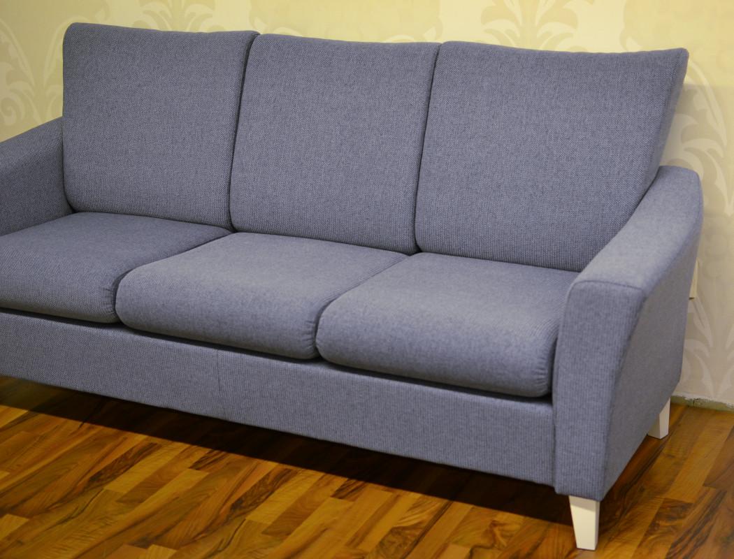 Basic 3-ist. sohva Flash Iceblue 43 POISTOMALLI