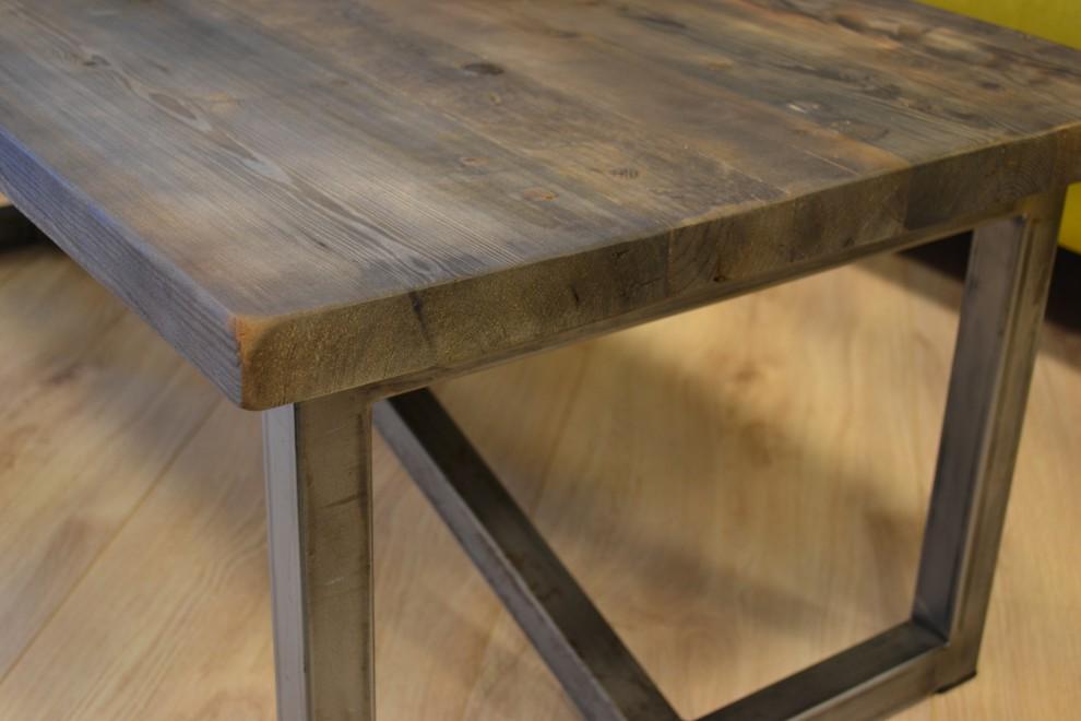 Axel sohvapöytä 130x65 kierrätyspuu/rauta, Artwood