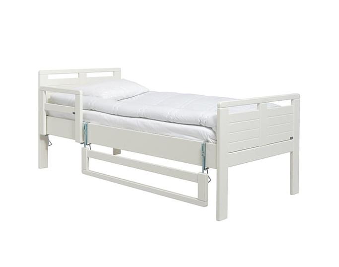 Seniori sänky 90x200 valkoinen