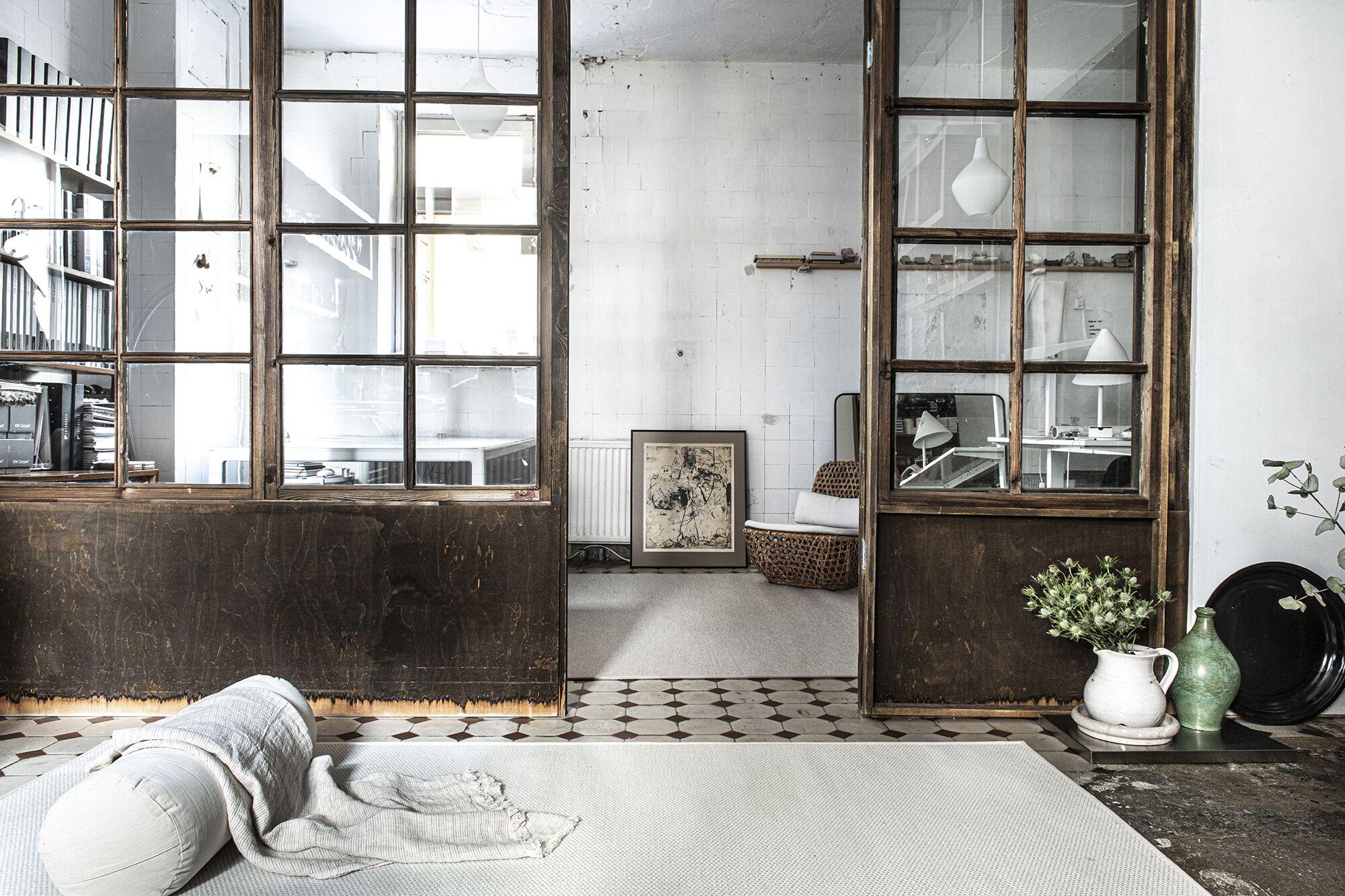 VM Carpet Aho matto erikoismitta, neliöhinta