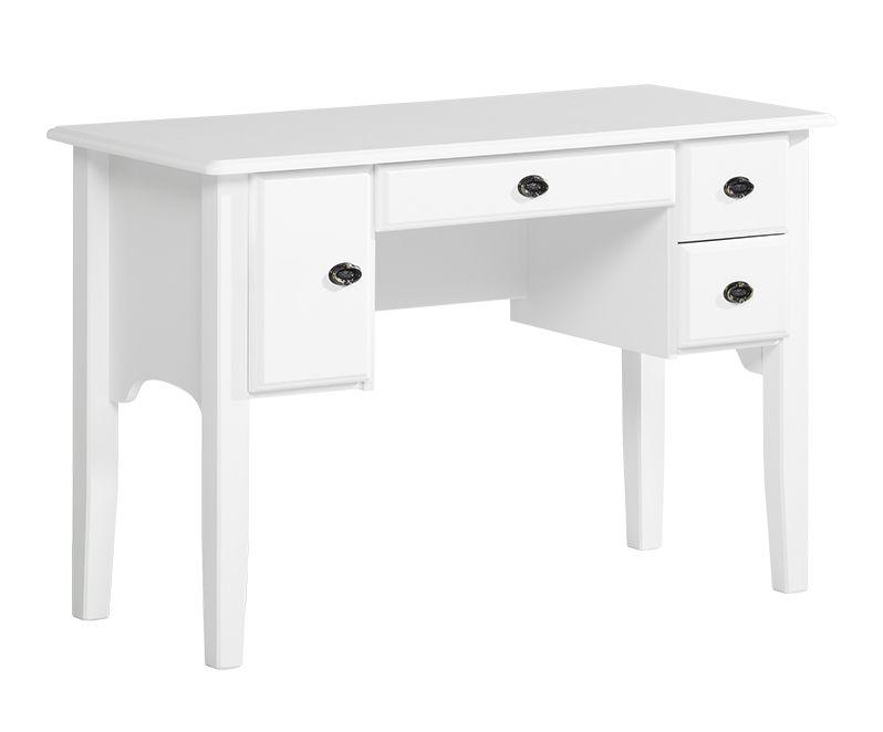 Viktoria monitoimipöytä valkoinen