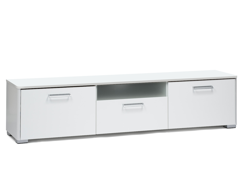 Helmi nro 05 TV-taso 180 cm valkoinen
