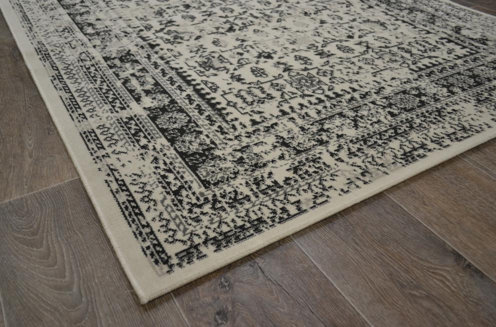 Platina matto 140 x 200 valkoinen