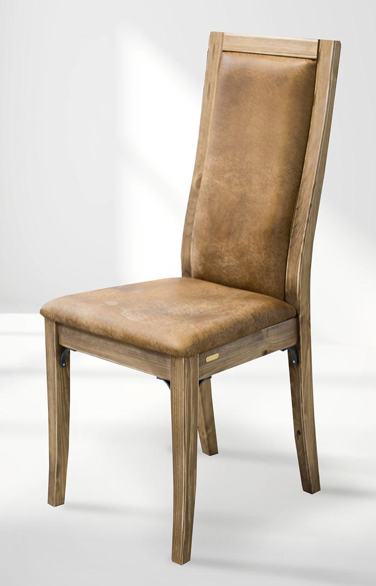 Pohjola tuoli kangasverhoiltu