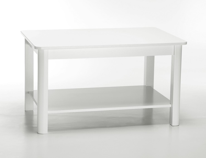 Helmi nro 15 sohvapöytä valkoinen