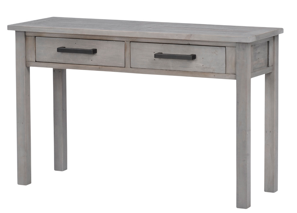 Driftwood 07 sivupöytä harmaa