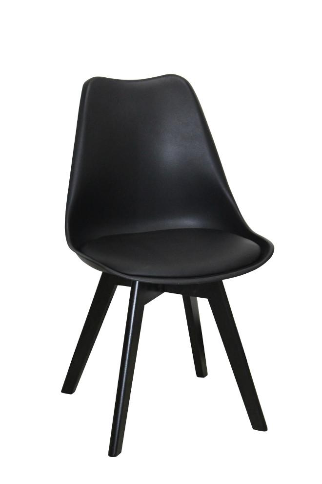 Texas tuoli musta / musta