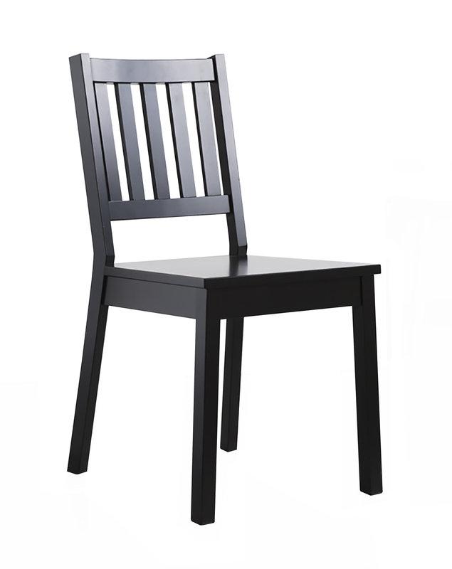 Saima tuoli musta