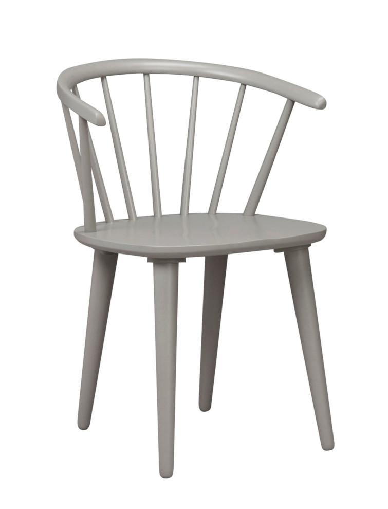 Carmen tuoli vaalean harmaa, Rowico