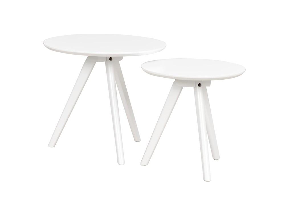 Yumi sarjapöytä valkoinen