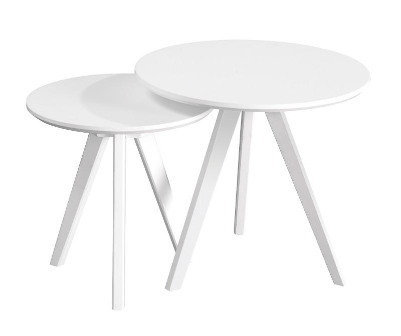 Yumi sarjapöytä valkoinen, Rowico