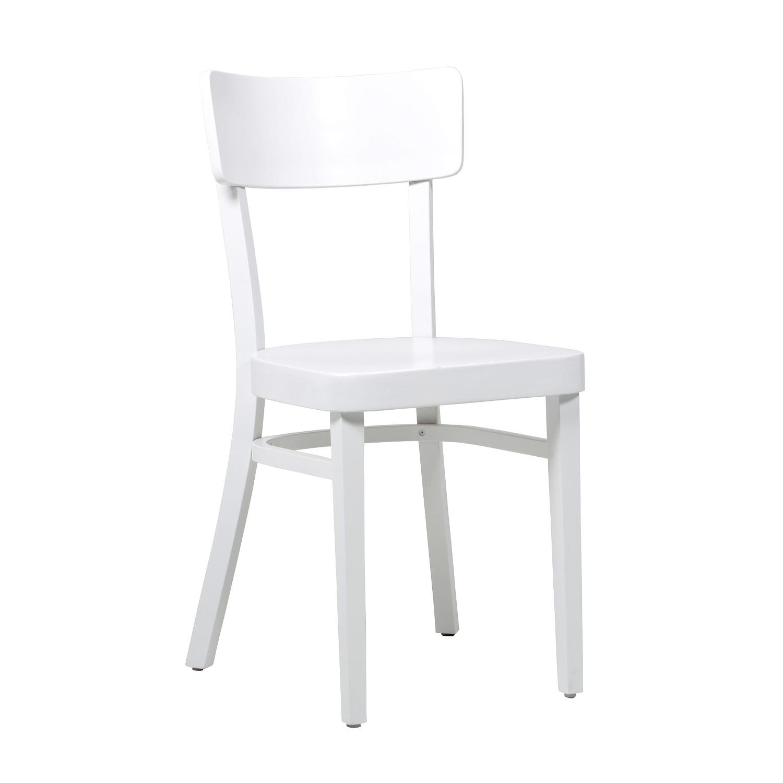 Cafe tuoli valkoinen