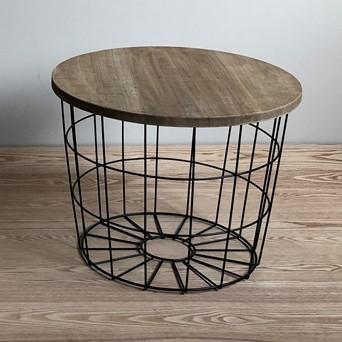 Metalwood sisustuskorisetin pieni pöytä, Tenstar
