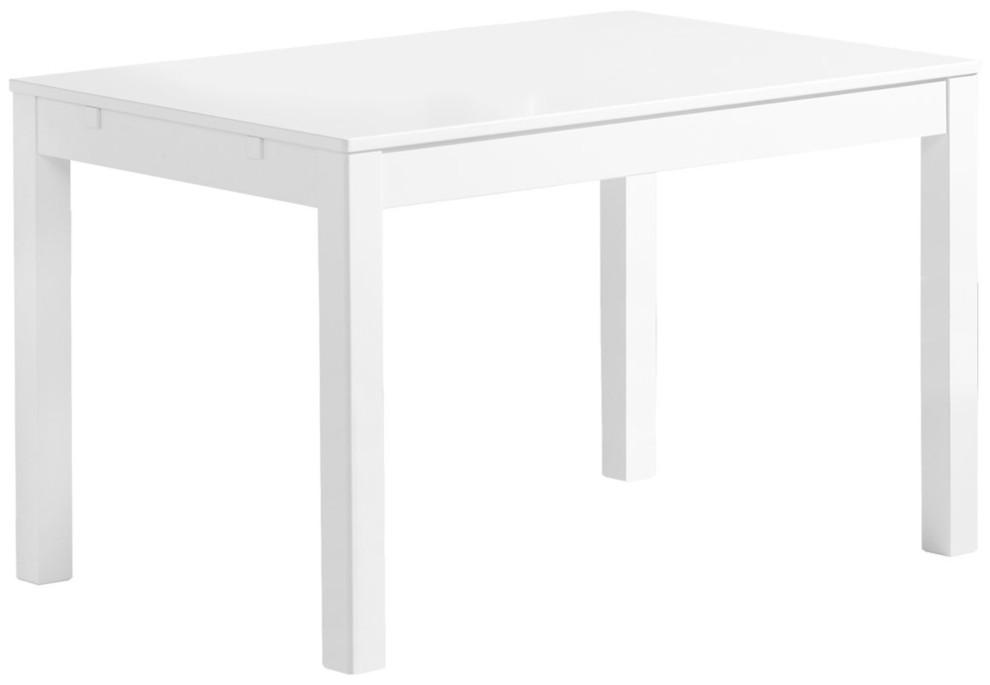 Emilia pöytä 120x80 valkoinen