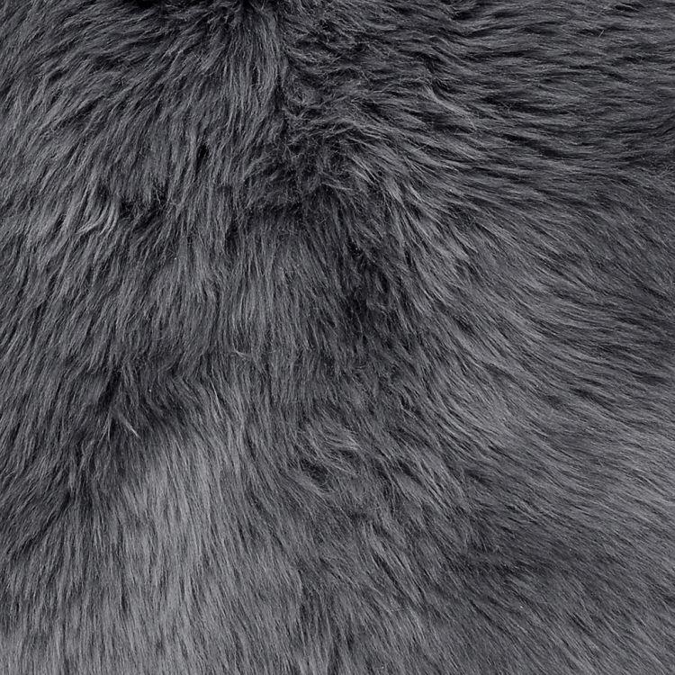 Gently 2-set lammastalja 180x60 cm harmaa Skinnwille