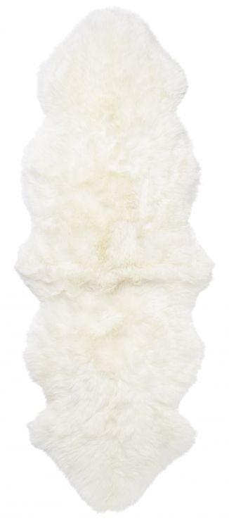 Gently 2-set lammastalja 180x60 cm valkoinen