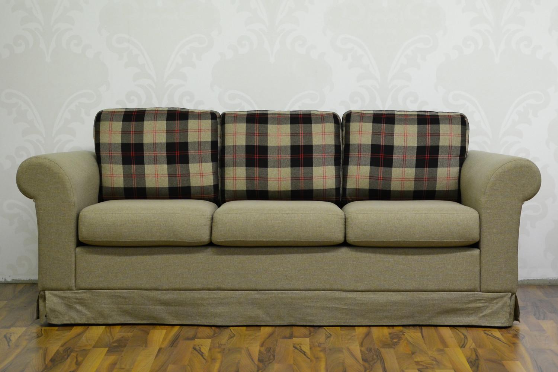Sopiwa M 3-ist. sohva helmalla, Scotti kangas