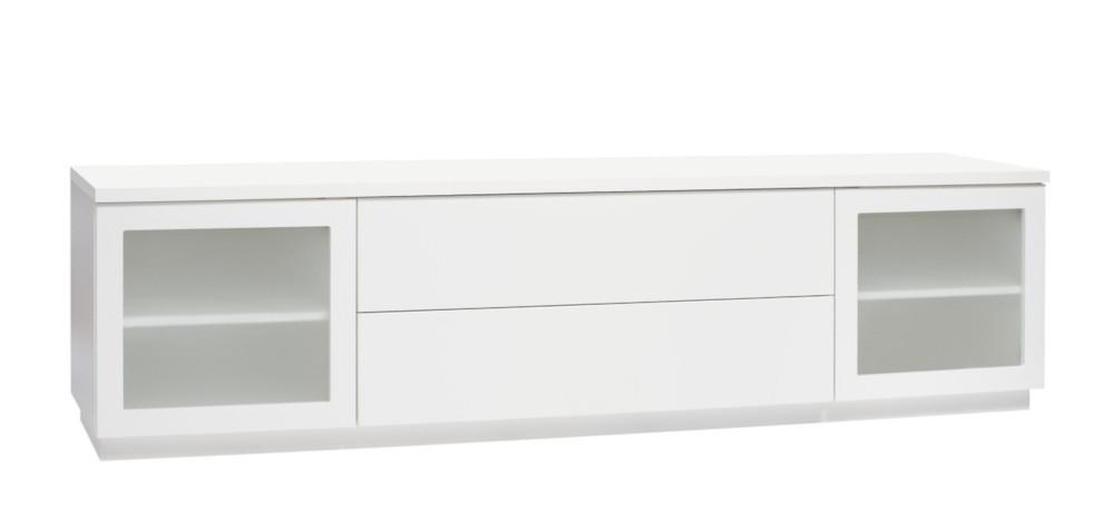 Anton A6.3 TV-taso 200 maitolasi, valkoinen