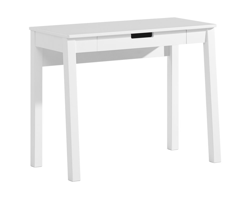 Emilia työpöytä 90x40 valkoinen