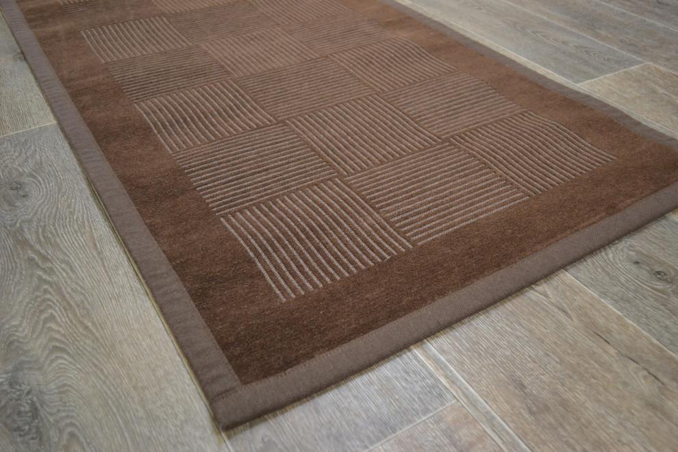 Amadeus matto 80x150cm ruskea VIIMEINEN KPL