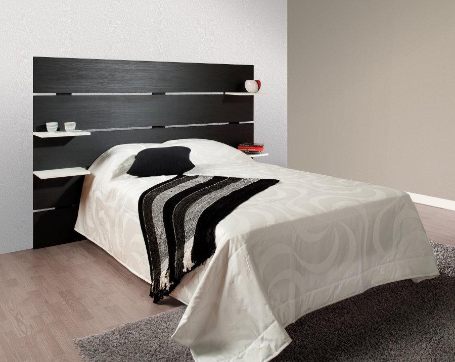 Black sängynpääty 125 cm