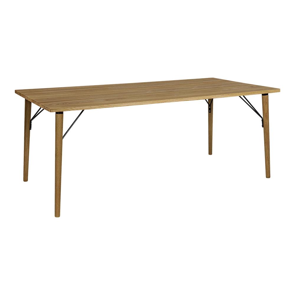 Y5 pöytä 190x90 cm öljytty tammi