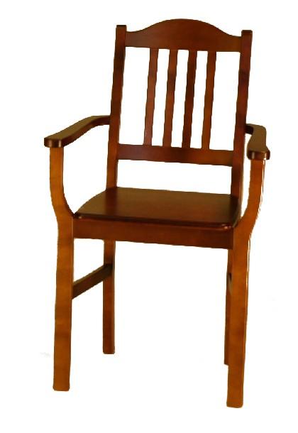 Koivisto korotettu nojatuoli, puuistuin