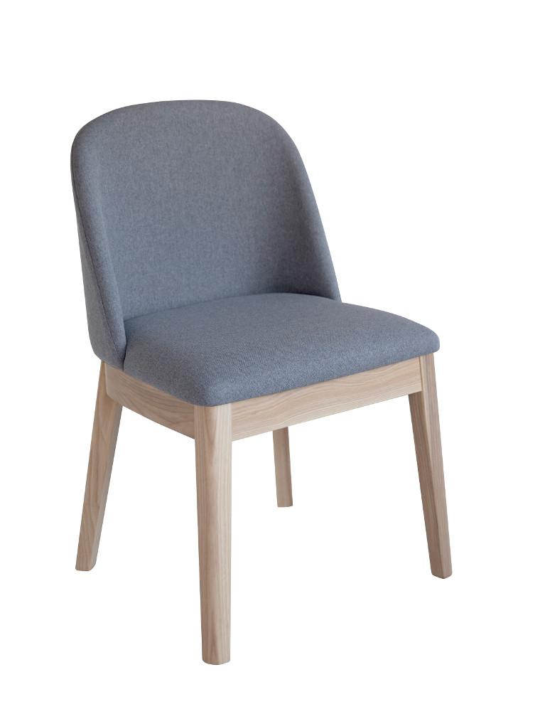 Saarni tuoli luonnonväri/harmaa
